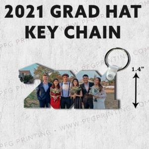Grad Keychains